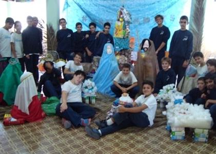 Navidad Pesebre Solidario